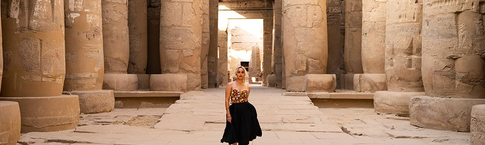 Tour Itinerary:Luxor Day Trip from Hurghada
