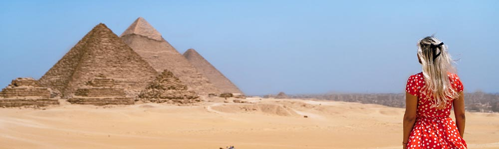 Tour Itinerary:Day Trip from Hurghada to Pyramids by Plane