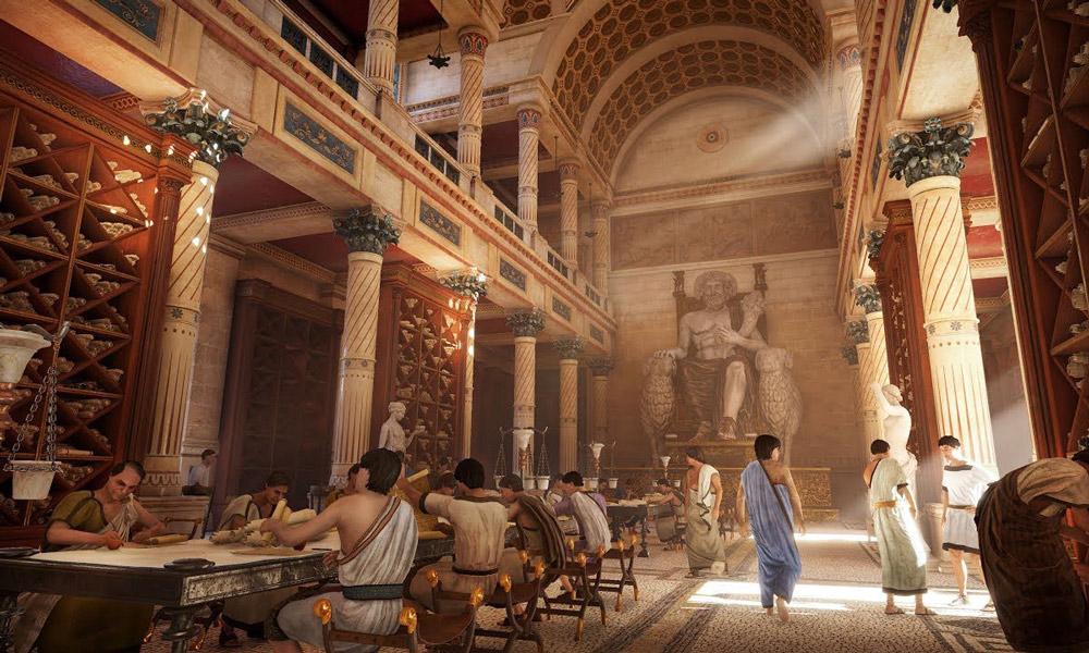 Alexandria Library History - Egypt Tours Portal
