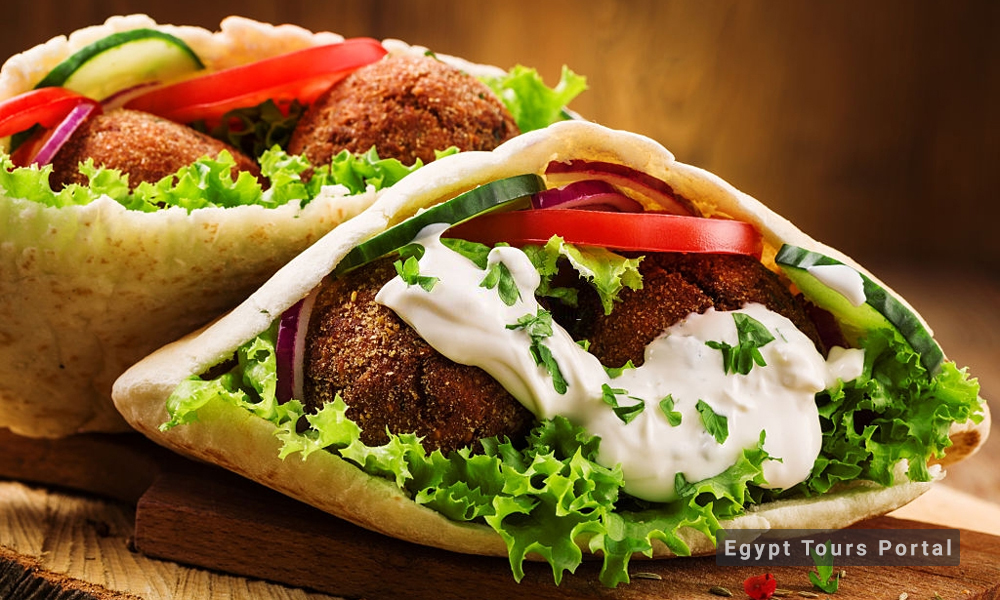 Ful & Ta'meya - Egyptian Food - Egypt Tours Porta