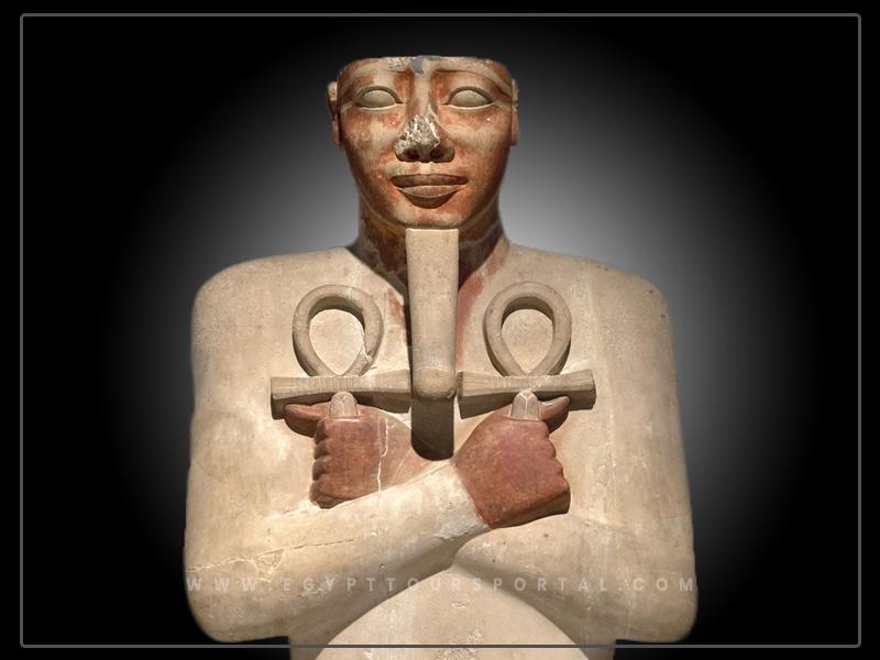 King Senusret I - Egypt Tours Portal