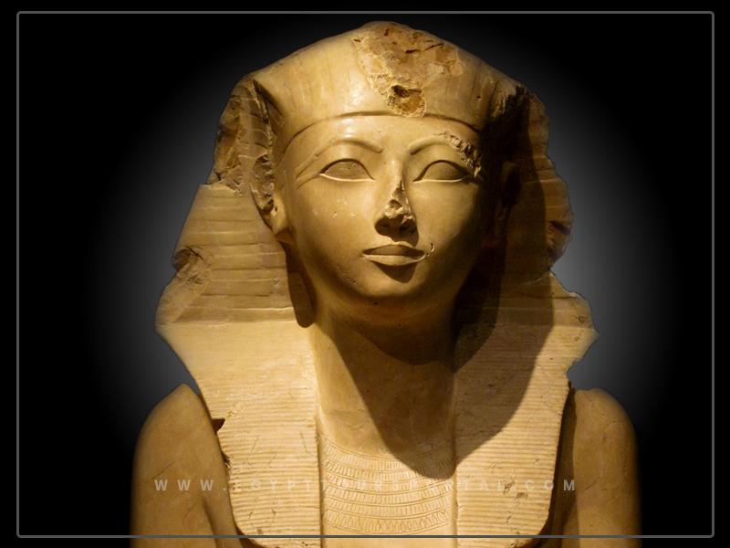 Queen Hatshepsut - Egypt Tours Portal