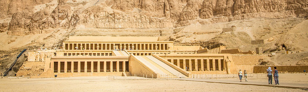 Day One:Transfer to Luxor - Visit Luxor Attractions