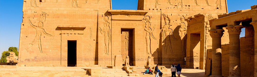 Day One:Fly from Cairo to Aswan - Visit Aswan Landmarks
