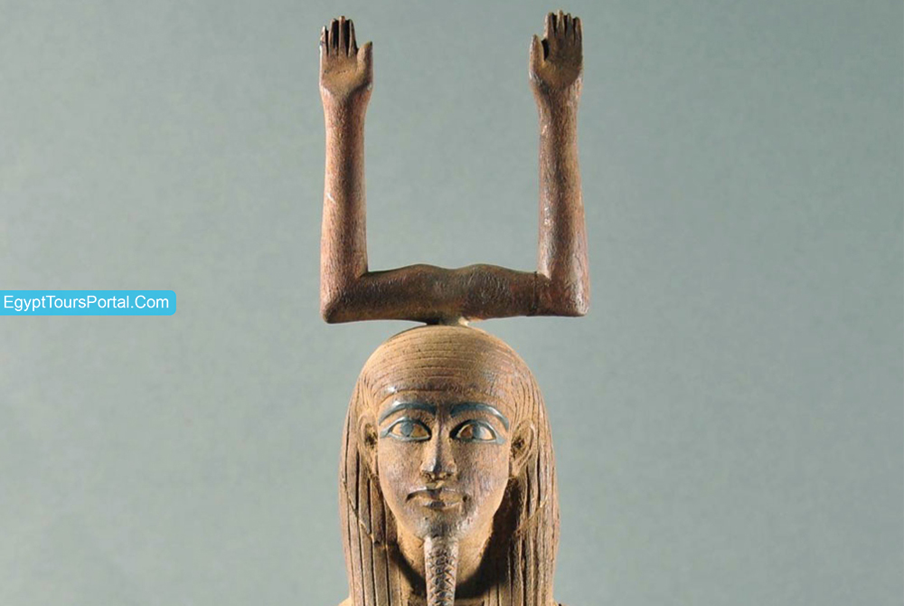 The Ka - Ancient Egyptian Symbols - Egypt Tours Portal