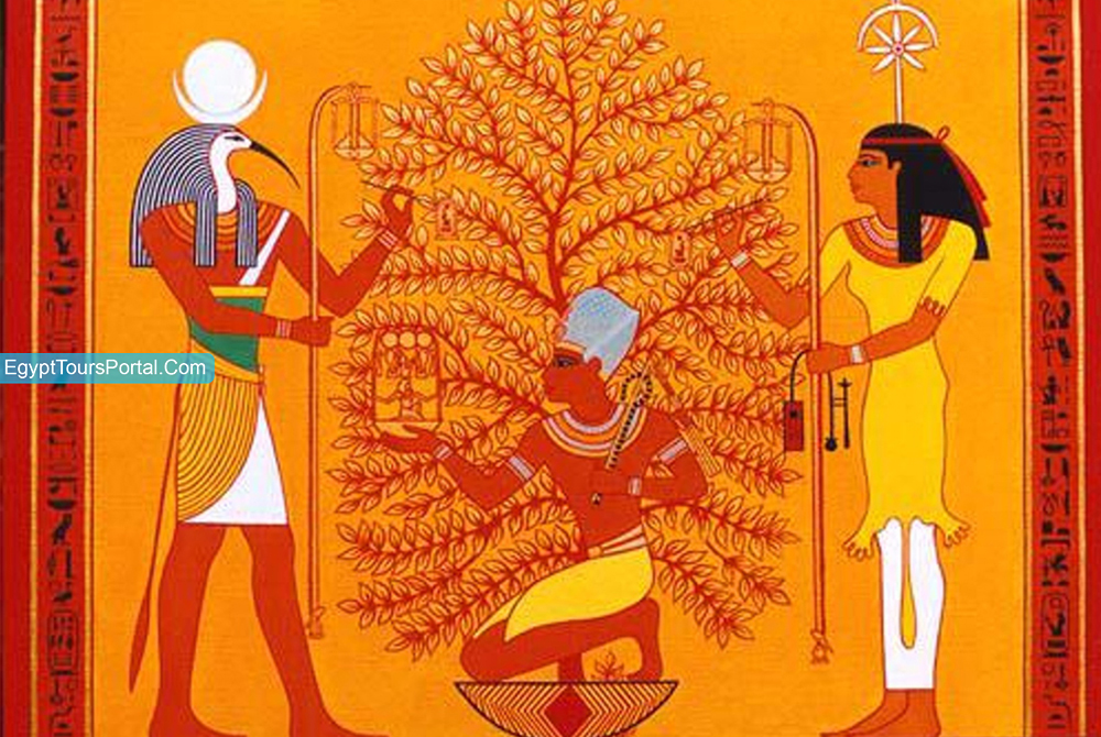 The Tree of Life - Ancient Egyptian Symbols - Egypt Tours Portal