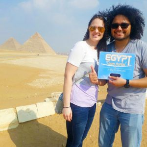 15 Days Lovely Honeymoon Tour Package Across Egypt