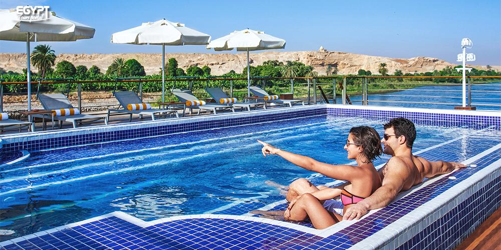 Egypt Luxury Nile River Cruise - How to Enjoy Egypt in Luxury - Egypt Tours Portal