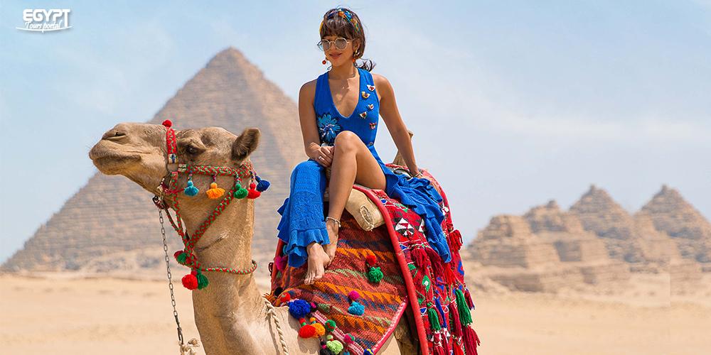 Giza Pyramids in Luxury - How to Enjoy Egypt in Luxury - Egypt Tours Portal