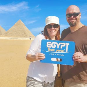 Port Ghalib to Cairo & Luxor in Two Days Trip