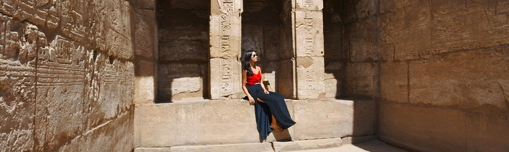 Tour Itinerary:Day Tour from Safaga to Luxor