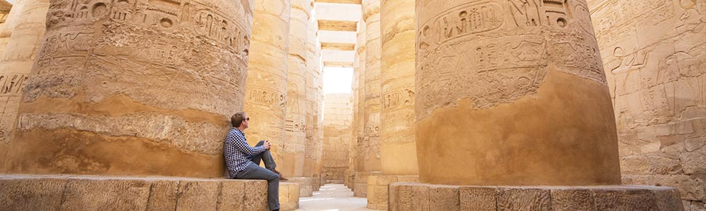 Day One:Discover The Historical Treasures in Luxor