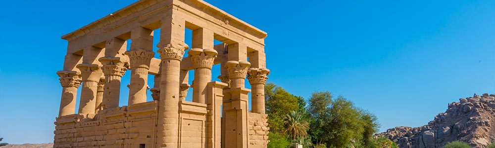 Day One:Tour to Aswan Attractions
