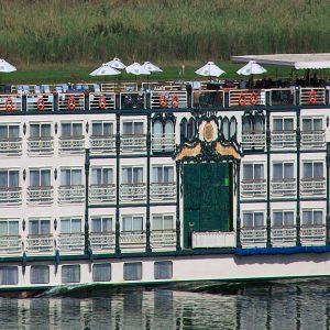 Sonesta Star Nile Cruise Accommodation