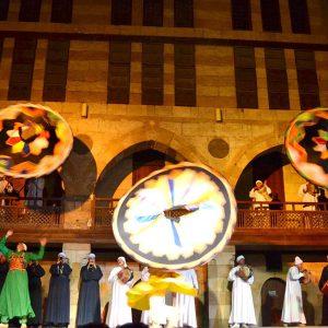Wekalet El-Ghouri Tanoura Show