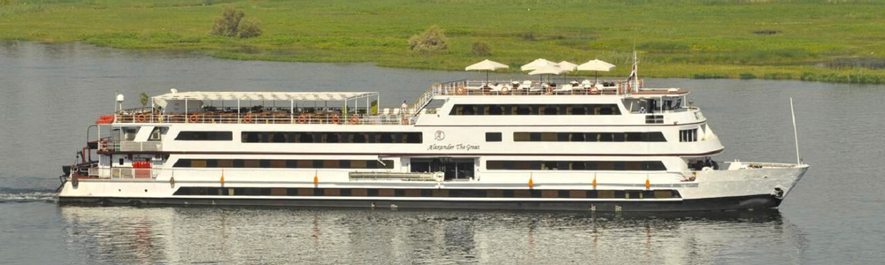 4 Days Alexander the Great Nile Cruise From Aswan