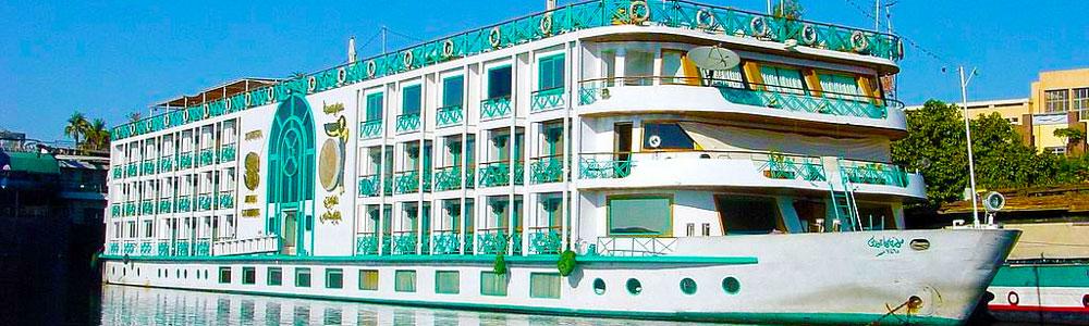 4 Days Nile Cruise from Aswan
