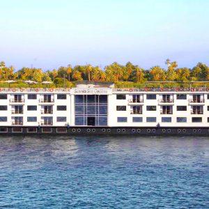 Luxury Sonesta Star Goddess Nile Cruise