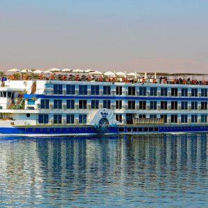 Luxury Oberoi Philae Nile Cruise
