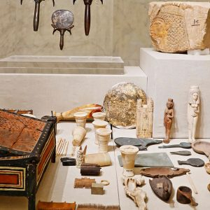 The National Museum of Egyptian Civilization Gallery 10 - Egypt Tours Portal