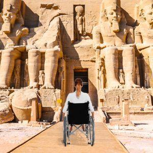 5 Days Cairo, Aswan, and Abu Simbel Wheelchair Tour